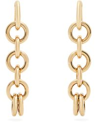 Spinelli Kilcollin - Columba Yellow-gold Earrings - Lyst