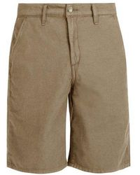 Rag & Bone - Classic Chino Cotton Shorts - Lyst