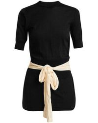 Toga - Open-back Sequin-embellished Top - Lyst