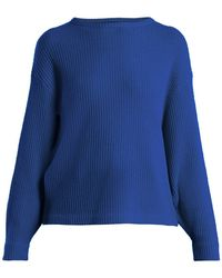 Allude - Ribbed Cashmere Sweater - Lyst