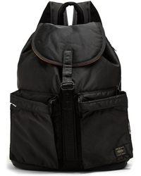 Porter - Tank Nylon Backpack - Lyst