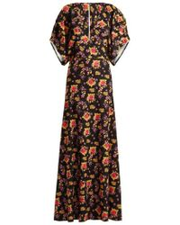 Dodo Bar Or - Beverly Floral-print Crepe Dress - Lyst