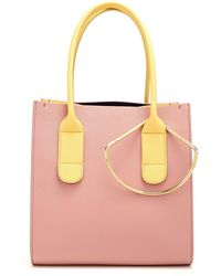 ROKSANDA - Mini Weekend Leather Bag - Lyst