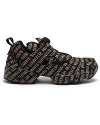 Vetements - X Reebok Instapump Fury Sneakers - Lyst