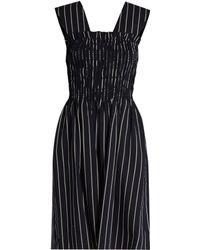 Trademark | Dylan Striped Wool-blend Dress | Lyst