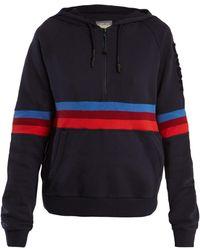 LNDR | Antics Cotton-jersey Performance Hooded Sweatshirt | Lyst