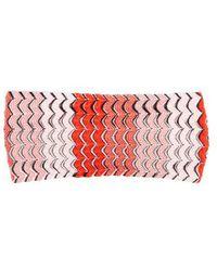 Missoni - Fish-scale Knitted Headband - Lyst