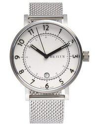 Bravur - Bw001 Stainless-steel Watch - Lyst