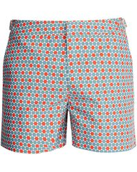 Orlebar Brown - Setter Nerissa Print Swim Shorts - Lyst