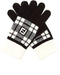 dff85e5041a0 Lyst - Men s Fendi Gloves Online Sale