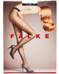 Falke Polka Dot 15 Denier Tights