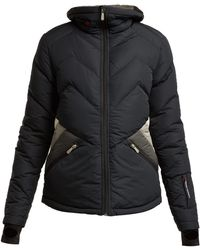 Perfect Moment - Duvet Ii Quilted Ski Jacket - Lyst