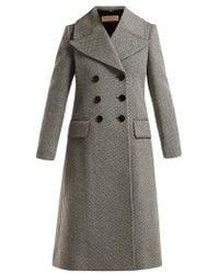 Burberry - Aldemoor Wool-blend Twill Coat - Lyst