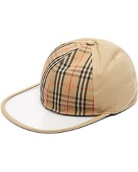 Burberry - 1983 Vintage Check Cap - Lyst