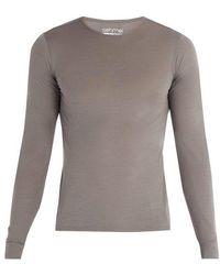 Ashmei - Wool-blend Baselayer Top - Lyst