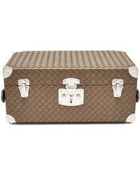 Bottega Veneta - Intrecciato Leather Jewellery Travel Case - Lyst