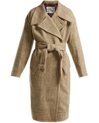 Vivienne Westwood - Wilma Belt Fastening Wool Coat - Lyst