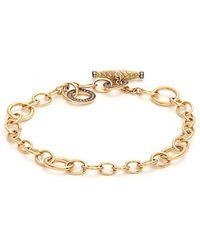 Annoushka - X Vampire's Wife Diamond & Yellow-gold Bracelet - Lyst