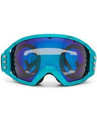 Fendi - Logo-strap Ski goggles - Lyst
