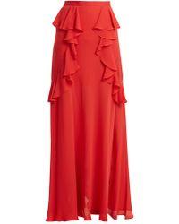 19fba8629d Women's Elie Saab Maxi skirts On Sale - Lyst