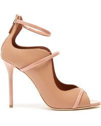 Malone Souliers - Mika Leather Court Shoes - Lyst