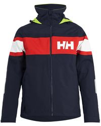 Helly Hansen | Salt Flag Hooded Jacket | Lyst