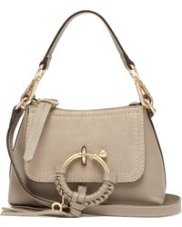 See By Chloé Joan Mini Leather Cross Body Bag