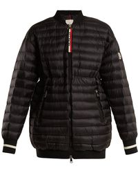 Moncler | Charoite Quilted Down Jacket | Lyst