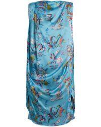 Vivienne Westwood Anglomania | Fatima Boat Draped Dress | Lyst