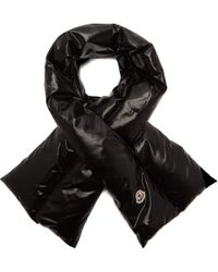 Moncler - Padded Shell Scarf - Lyst