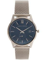 Larsson & Jennings - Saxon Stainless-steel Watch - Lyst