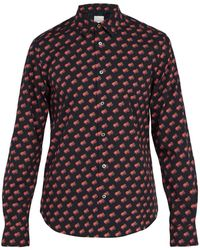 Paul Smith - Frog Print Shirt - Lyst