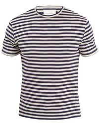 Solid & Striped - The Striped Tee Cotton-blend T-shirt - Lyst