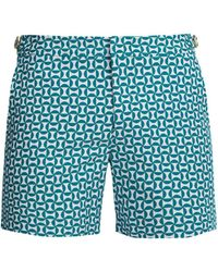 Orlebar Brown - Bulldog X Salin Jacquard Swim Shorts - Lyst