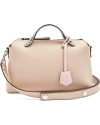 Fendi - By The Way Tri-colour Leather Bag - Lyst