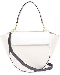 bf1385d35fbb Wandler - Hortensia Medium Leather Shoulder Bag - Lyst