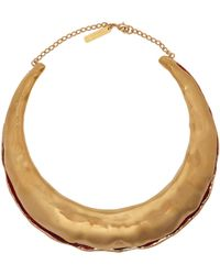 Marni - Crescent Necklace - Lyst