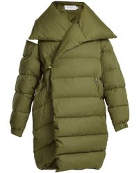 Marques'Almeida | Oversized Quilted Coat | Lyst