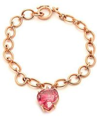 Irene Neuwirth - 18kt Gold & Tourmaline Bracelet - Lyst