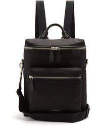 Burberry - Donny Zip-top Backpack - Lyst