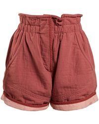 Isabel Marant   High-rise Shorts   Lyst