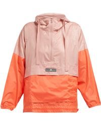 adidas By Stella McCartney - Colour Block Performance Jacket - Lyst
