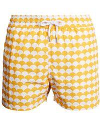 Frescobol Carioca - Noronha Short Sports Swim Shorts - Lyst