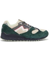 Karhu - Synchron Suede Low Top Trainers - Lyst