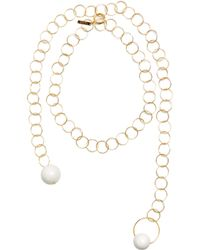 Marni - Sphere-embellished Chain Necklace - Lyst