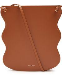 Mansur Gavriel - Ocean Leather Bag - Lyst