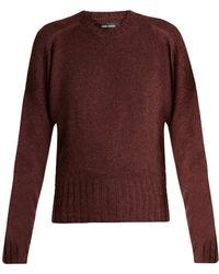Isabel Marant - Denver Wool Blend Sweater - Lyst