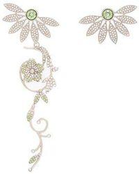 Burberry - Daisy Drop Earrings - Lyst
