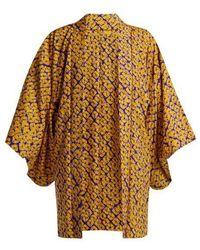 Elizabeth and James - Vintage Kimono - Lyst