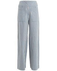 Ace & Jig Davis Striped Wide Leg Pants